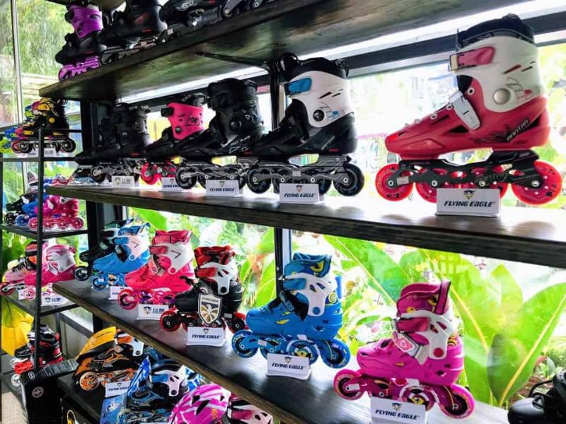 Cửa hàng mua bán giày Patin tại Vinh Nghệ An